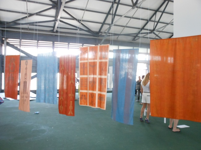 fiber exhibit yafo, israel